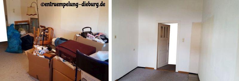 Wohnungsauflösung Entrümpelung Haushaltsauflösung in Dieburg