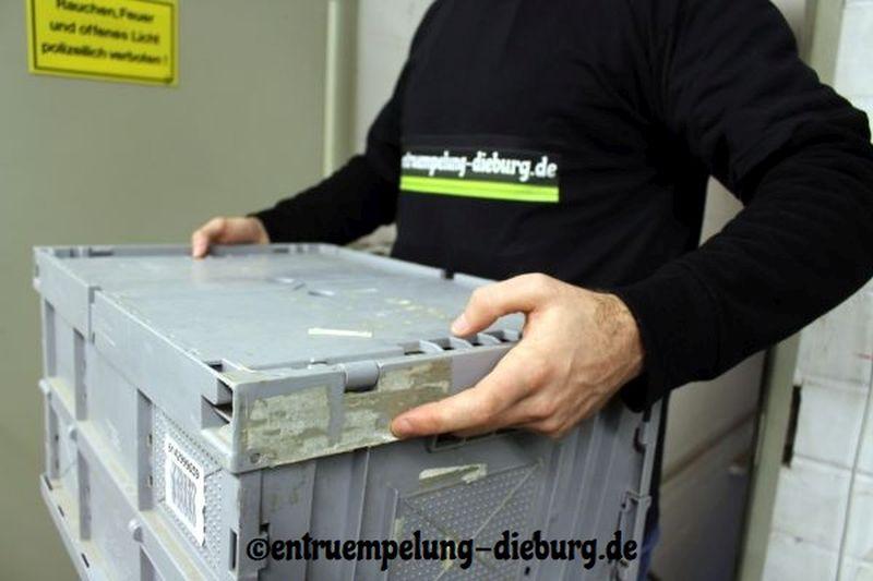 Entrümpelung Dieburg